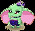 WitchElephantBaby