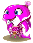 PinkDolphinJuvenile
