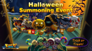 Halloween Summoning Event