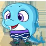 WaterDolphinBaby