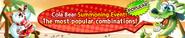 Summoning Event Combinations - Cola Bear