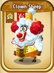 ClownSheepAdult