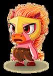 GladiatorHorseBaby
