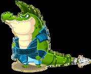 SwampCrocodileAdult