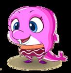 PinkDolphinBaby