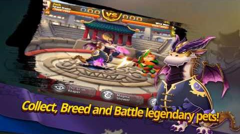 Kung Fu Pets Legends Reborn Trailer HD