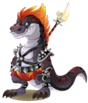 FuryTyrannosaurusAdult