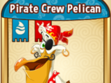 Pirate Crew Pelican