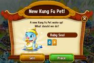 New KFP - Baby Seal