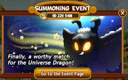 NEW Summoning Event - Stardust Moth