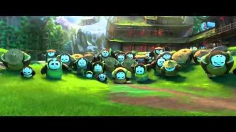 Kung Fu Panda 3 TV Spot 15