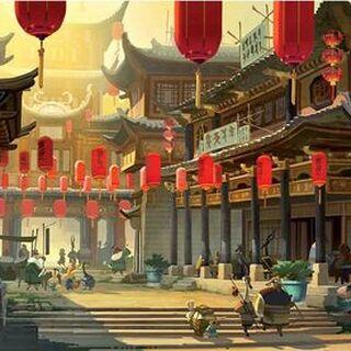Concepto del Mercado de Gongmen, por Ritche Sacilioc.