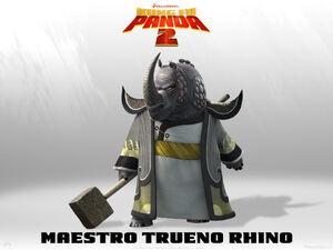 Trueno rhino