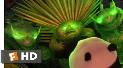 Jombies Attack - Kung Fu Panda 3 (2016)