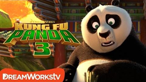 A Father Rises KUNG FU PANDA 3