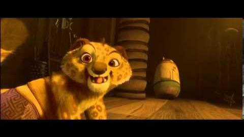 Tai Lung's Past - Kung Fu Panda