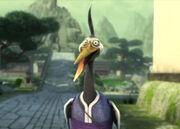 Crane-mother