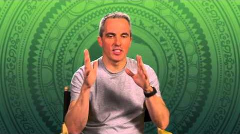 Kung Fu Panda 3 Production Designer Interview - Raymond Zibach