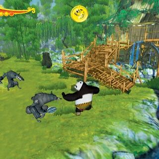 Screenshot from the Wii