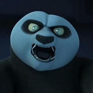 undertaker po as a jiang shi - Kung Fu Panda Halloween