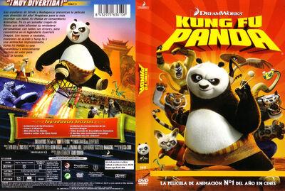Caratula de la Pelicula Kung Fu Panda(2008 1)