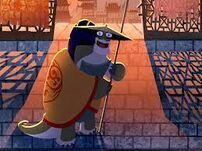 Oogway en el SECRETO DE LOS MAESTROS
