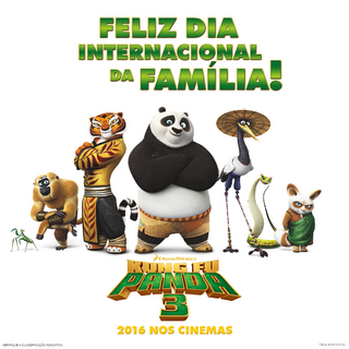 From 20th Century Fox Brazil in celebration of <a href=