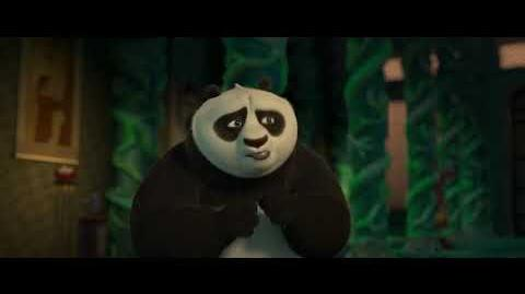 Kung Fu Panda (2008)- Hall of Warriors clip