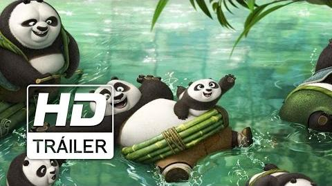 Kung Fu Panda 3 Trailer Oficial 2 Doblado Próximamente- Solo en cines