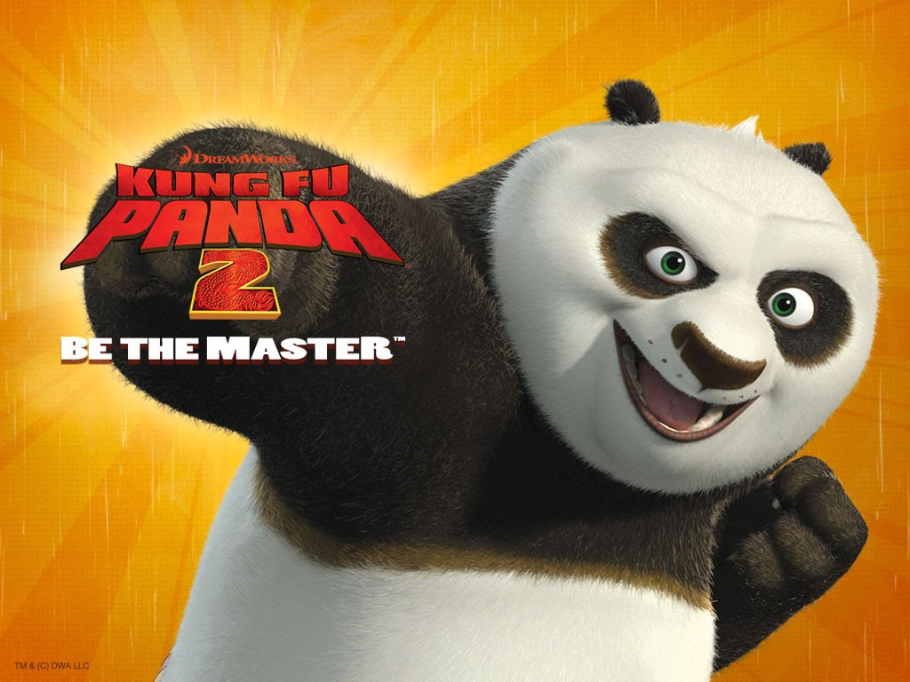Kung Fu Panda Hahmot