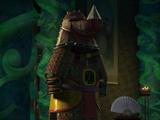 Master Flying Rhino's armor