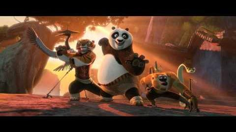 Kung Fu Panda 2 (2011) - TV Spot Year of the Rabbit