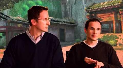 Jonathan Aibel & Glenn Berger - KFP2 interview