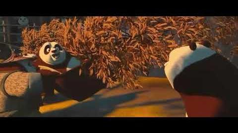 Training the Pandas - Kung Fu Panda 3 (2016)