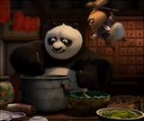 Kung Fu Panda de vacaciones