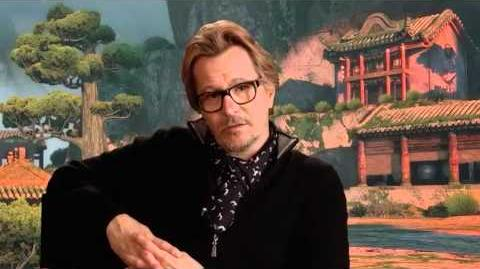 Gary Oldman - KFP2 interview