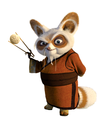 Shifu wiki kungfupanda fandom powered by wikia - Maitre kung fu panda ...