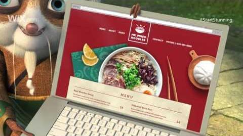 Po Gets Loud About His Noodles - Super Bowl 50 Ad