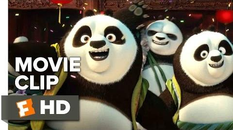 Everybody Loves a Panda Party - KFP3 featurette
