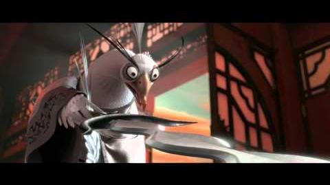 KFP2 - Lord Shen Preparing For Po (1080p HD)