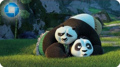 Panda Antics - Kung Fu Panda 3 (2016)