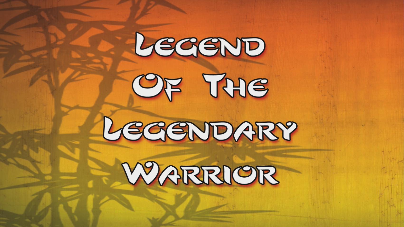 legend of the legendary warrior kung fu panda wiki fandom