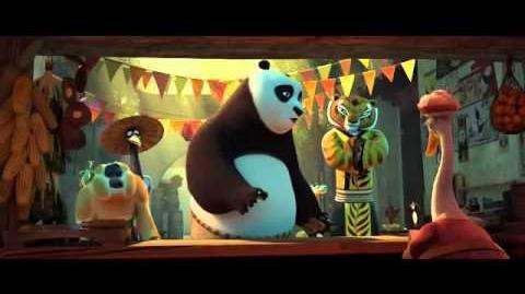 Kung Fu Panda 3 TV Spot 5