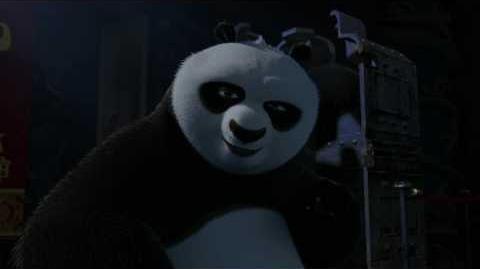 "Kung Fu Panda Secrets of the Masters - ""Most Notorious Villain"" Clip"