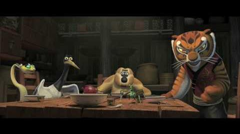 Kung Fu Panda - Trailer Español HD