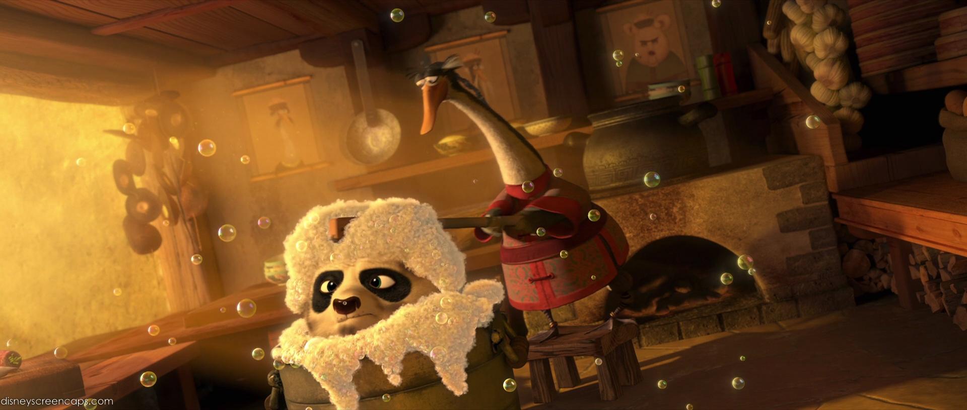 Group Of Baby Po Kung Fu Panda 2 Wallpaper