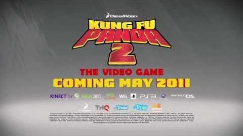 Kung Fu Panda 2 (VG) (2011) - Teaser trailer