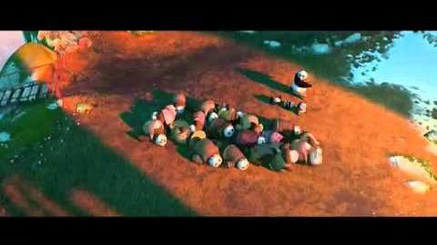 Kung Fu Panda 3 TV Spot 4