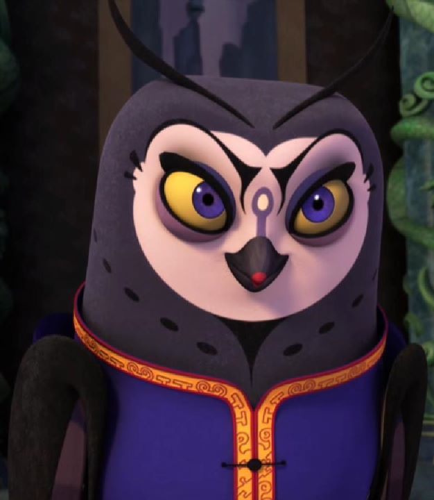 kung fu panda legends of awesomeness bad guys