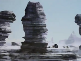Tai Lung's Training Grounds